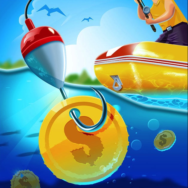 Free Money from Fish for Money App!