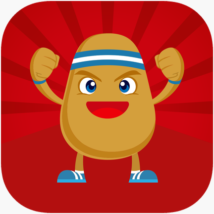 Free Money from FitPotato App!