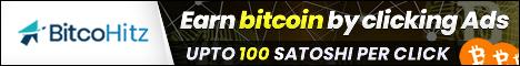 Free Bitcoin from BitcoHitz!